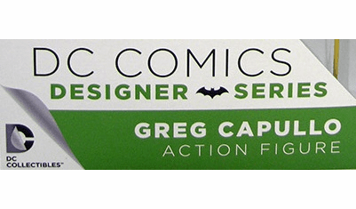 DC Designer Series Action Figures