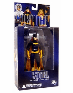 DC Direct Alex Ross Justice League Batgirl Action Figure