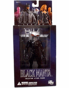 DC Direct Alex Ross Justice League Black Manta Action Figure