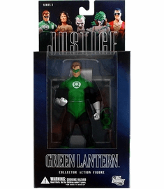 DC Direct Alex Ross Justice League Green Lantern Action Figure