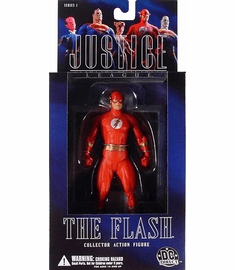DC Direct Alex Ross Justice League The Flash Action Figure