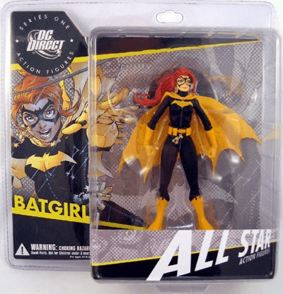 DC Direct All Star Batgirl Action Figure