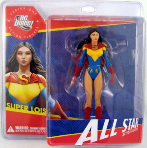DC Direct All Star Super Lois Figure