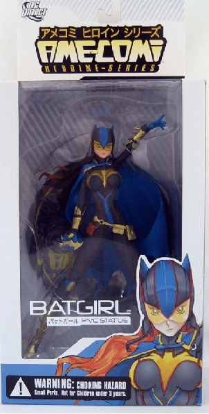 DC Direct Ame-Comi Batgirl Figure
