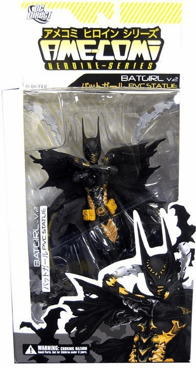 DC Direct Ame-Comi Batgirl Version 2 Figure