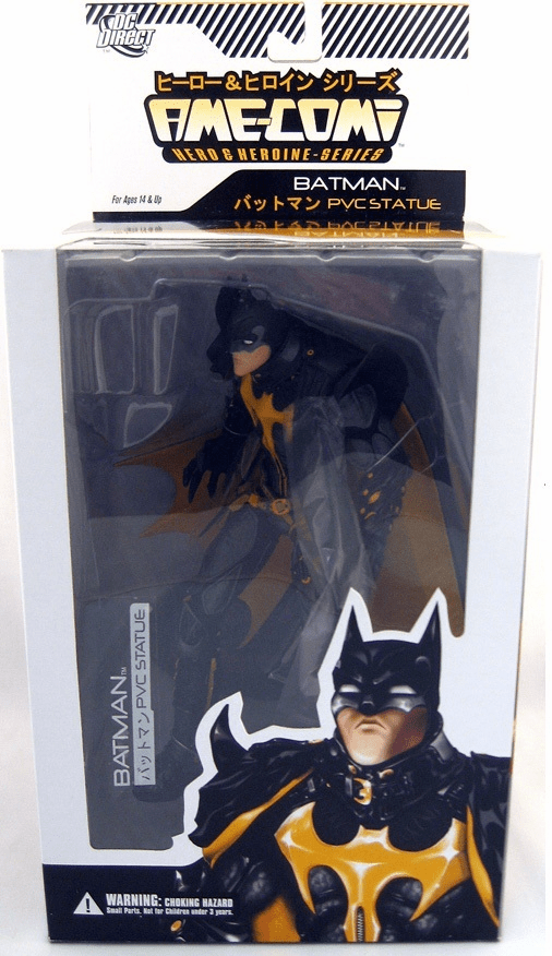 DC Direct Ame-Comi Batman Figure
