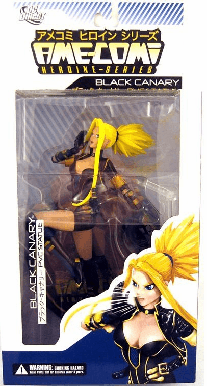 DC Direct Ame-Comi Black Canary Figure