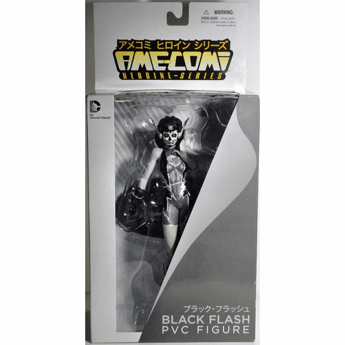 DC Direct Ame-Comi Black Flash Figure