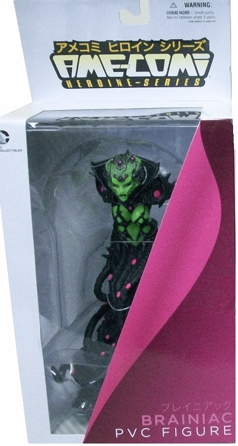 DC Direct Ame-Comi Brainiac Figure