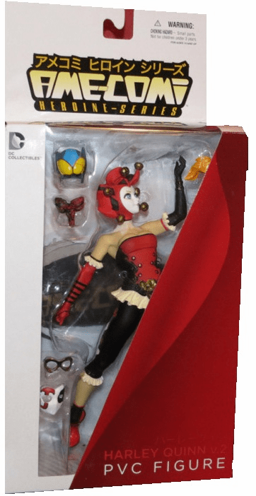 DC Direct Ame-Comi Harley Quinn Version 2 Figure