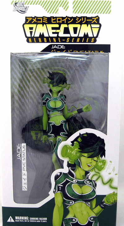 DC Direct Ame-Comi Jade Figure