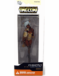 DC Direct Ame-Comi Mini Heroine Cheetah Figurine