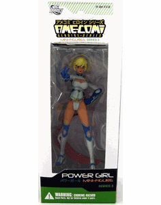 DC Direct Ame-Comi Mini Heroine Power Girl Figurine