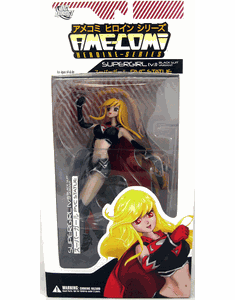 DC Direct Ame-Comi Supergirl Variant Figure