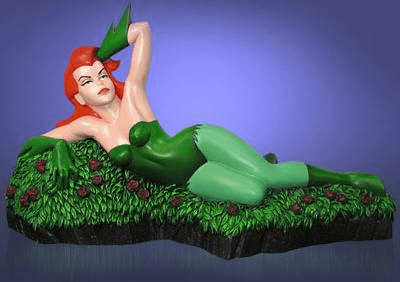 DC Direct Batman Animated Series Poison Ivy Statue