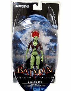 DC Direct Batman Arkham Asylum Poison Ivy Action Figure