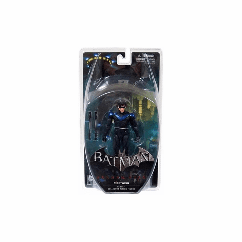 DC Direct Batman Arkham City Nightwing Action Figure
