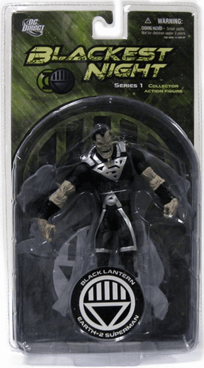 DC Direct Blackest Night Earth-2 Superman Action Figure