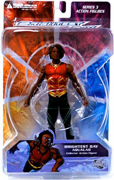 DC Direct Brightest Day Aqualad Action Figure