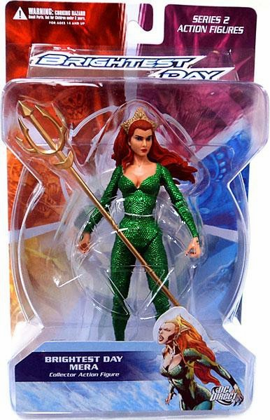 DC Direct Brightest Day Mera Action Figure