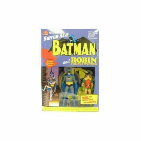 DC Direct Classic Silver Age Batman and Robin Action Figure Set