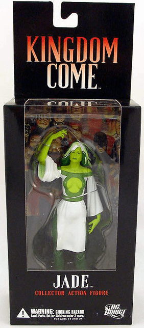DC Direct Elseworlds Kingdom Come Jade Action Figure