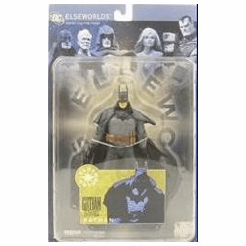 DC Direct Elseworlds Series 2 Gotham by Gaslight Batman Figure