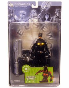 DC Direct Elseworlds Series 3 Batgirl Action Figure