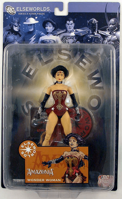 DC Direct Elseworlds Series 4 Amazonia Wonder Woman Action Figure