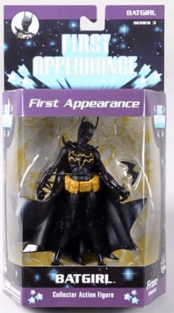 DC Direct First Appearance Batgirl Action Figure