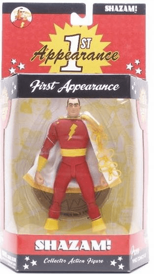 DC Direct First Appearance Shazam Action Figure