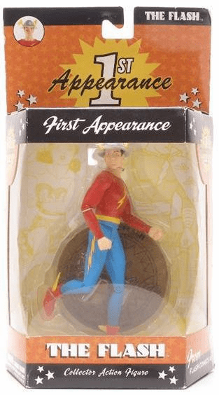 DC Direct First Appearance The Flash Action Figure