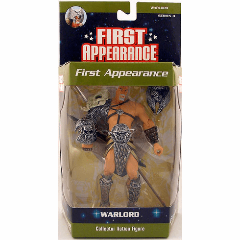 DC Direct First Appearance Warlord Action Figure