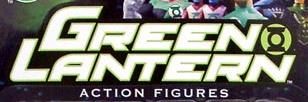 DC Direct Green Lantern Corps Action Figures