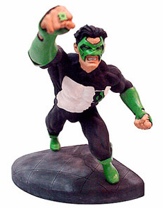 DC Direct Green Lantern Kyle Rayner Mini Statue