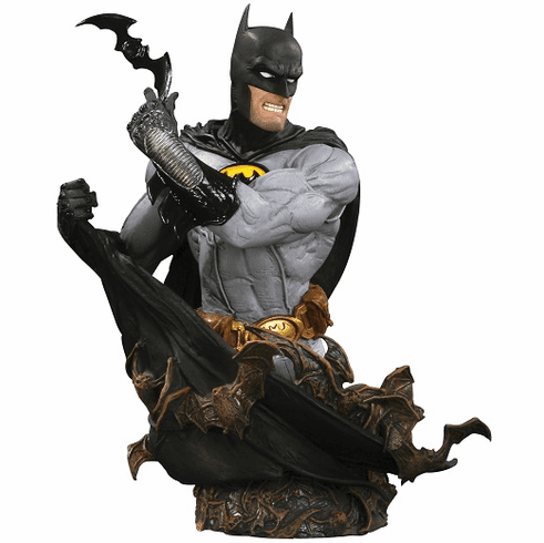 DC Direct Heroes of the DC Universe Series 2 Batman Bust