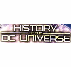DC Direct History of the DC Universe Action Figures