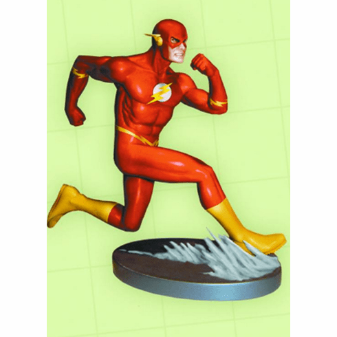 DC Direct JLA Cover to Cover The Flash Statue