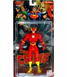DC Direct JLA Identity Crisis The Flash Figure