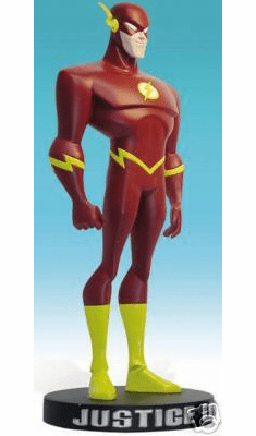 DC Direct Justice League Flash Statue Maquette