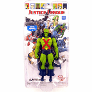 DC Direct Justice League International Martian Manhunter Figure