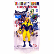 DC Direct Justice League International Series 2 Booster Gold Figure