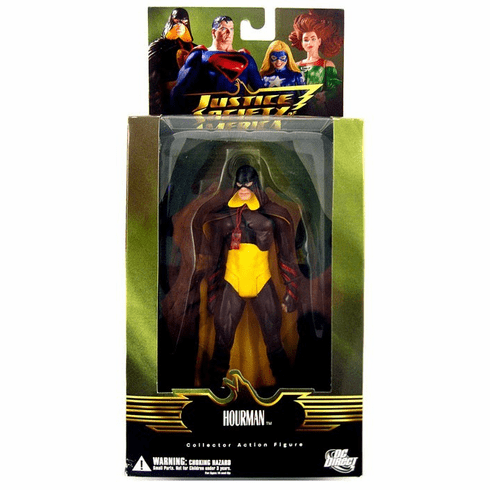 DC Direct Justice Society of America Hourman Figure