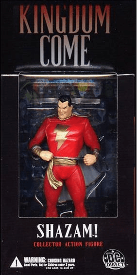 DC Direct Kingdom Come Shazam Action Figure