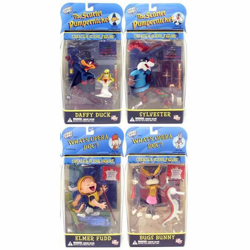 DC Direct Looney Tunes Golden Collection Series 1 Figure Set