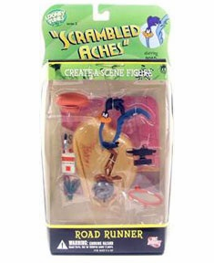DC Direct Looney Tunes Scrambled Aches Roadrunner Figure