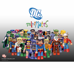 DC Direct Minimates Figures