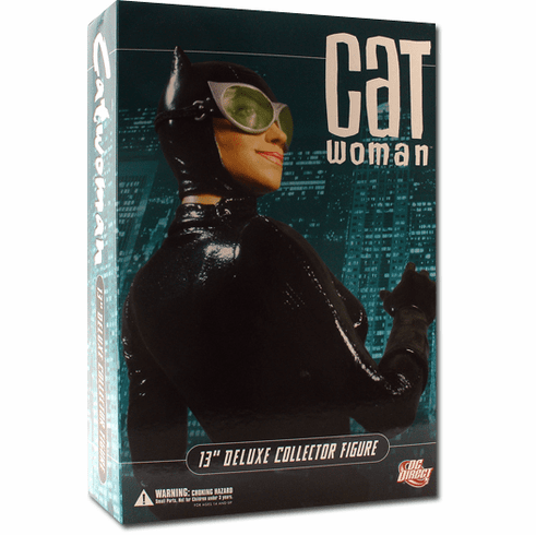 "DC Direct Modern Catwoman 1:6 Scale 13"" Deluxe Collector Figure"