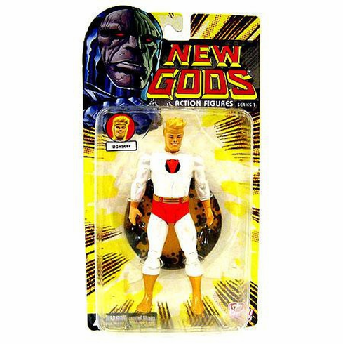 DC Direct New Gods Lightray Action Figure
