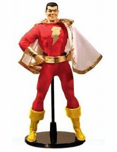 "DC Direct Shazam 1:6 Scale 13"" Deluxe Collector Action Figure"